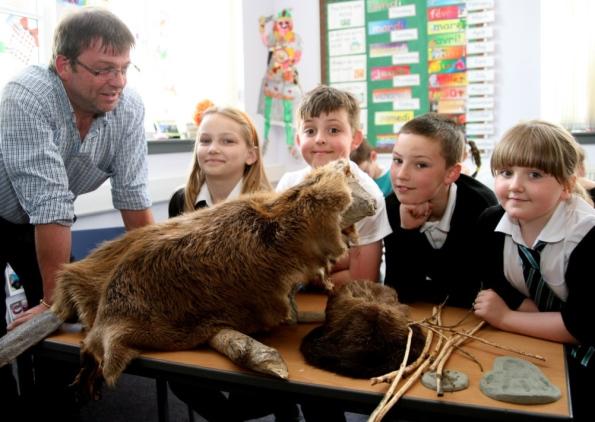 beaver talk